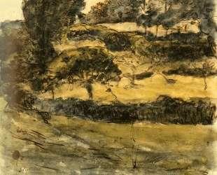 Пастбища в Нормандии — Жан-Франсуа Милле