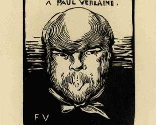 Paul Verlaine — Феликс Валлотон