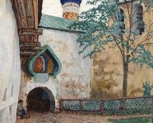 Pechersky Monastery — Николай Богданов-Бельский