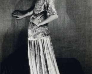 Peggy Guggenheim — Ман Рэй