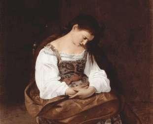 Кающаяся Магдалина — Караваджо