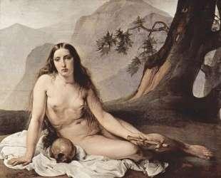 Penitent Mary Magdalene — Франческо Хайес