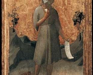 Кающийся Св. Иероним — Фра Анджелико