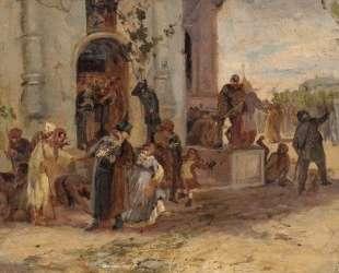Троицын день — Михаил Нестеров