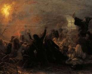 Самосожигатели — Григорий Мясоедов