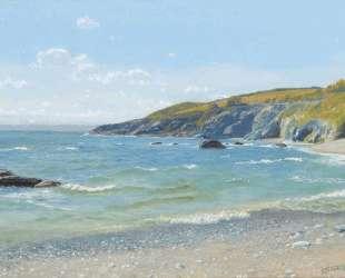 Perran Point — Cornwall — Артур Хьюз