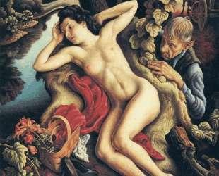 Persephone — Томас Гарт Бентон