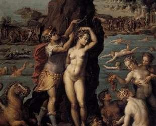 Perseus and Andromeda — Джорджо Вазари