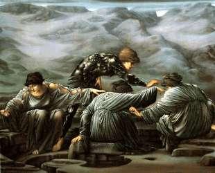 Персей и Грайи — Эдвард Бёрн-Джонс
