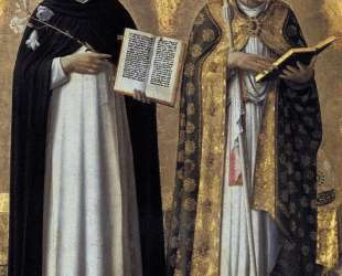 Алтарь из Перуджи (левая панель) — Фра Анджелико
