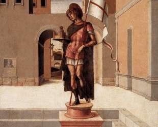 Алтарь Пезаро (предел) — Джованни Беллини
