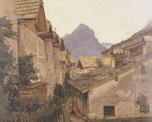 Pfamgasse in St. Wolfgang — Фердинанд Георг Вальдмюллер