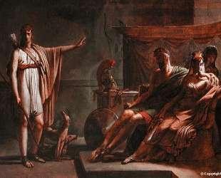 Phaedra and Hippolytus — Пьер-Нарцисс Герен