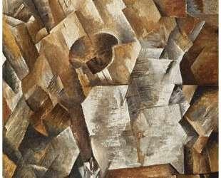 Пианино и мандолина — Жорж Брак