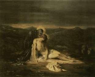 Pieta — Гюстав Моро
