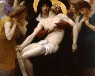 Pieta — Вильям Адольф Бугро