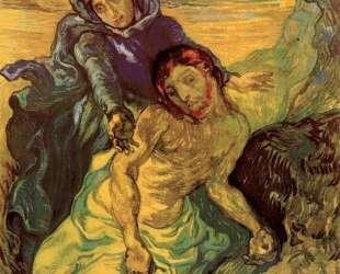 Pieta — Винсент Ван Гог