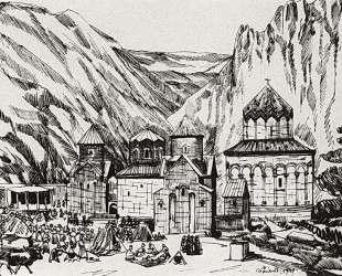 Pilgrimage — Мартирос Сарьян