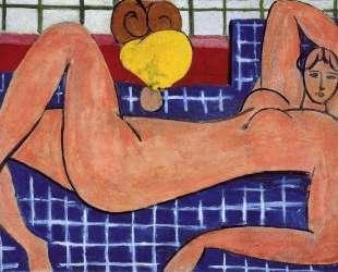Pink Nude — Анри Матисс