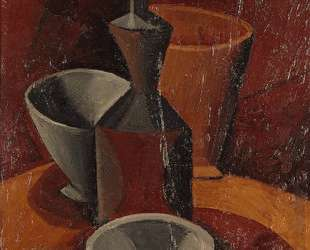 Pitcher and Bowls — Пабло Пикассо