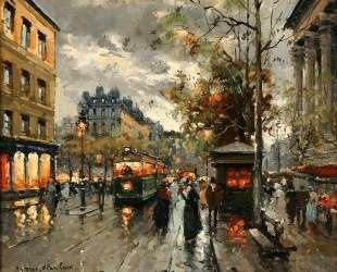 Place de la Madeleine — Антуан Бланшар
