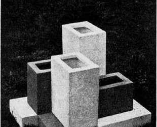 Plastic garden (Vases) — Тео ван Дусбург