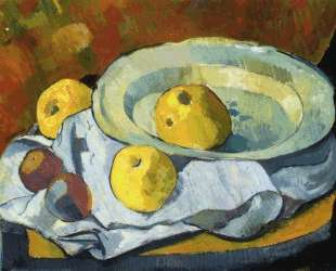 Plate of Apples — Поль Серюзье