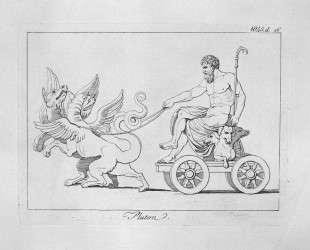 Pluto — Джованни Баттиста Пиранези
