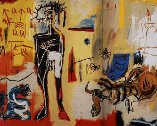 Ядовитый оазис — Жан-Мишель Баския