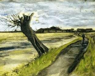 Pollard Willow — Винсент Ван Гог