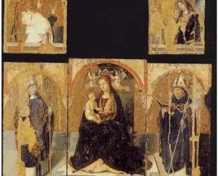 Полиптих св. Григория — Антонелло да Мессина