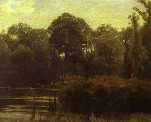 Pond — Иван Крамской