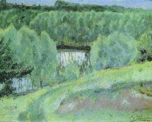 Pond — Михаил Нестеров