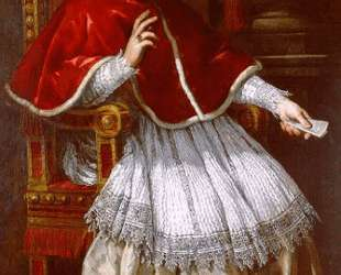 Pope Urbanus VIII (Maffeo Barberini) — Пьетро да Кортона