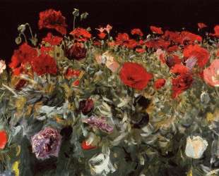 Poppies — Джон Сингер Сарджент