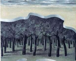 Popular panorama — Рене Магритт