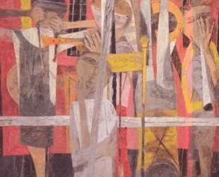 Porch II — Филипп Густон