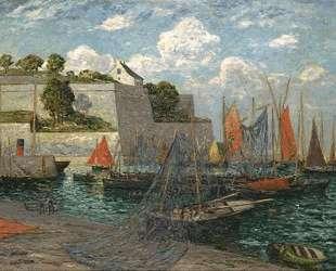 Port castle of Belle-Ile — Максим Мофра