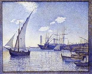 Port de Cette — Тео ван Рейссельберге