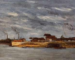 Порт Жавеля — Поль Гоген