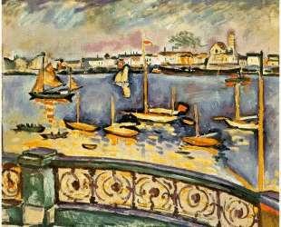 Порт Антверпена — Жорж Брак