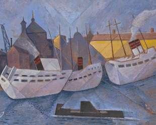 Port of Stockholm — Маревна