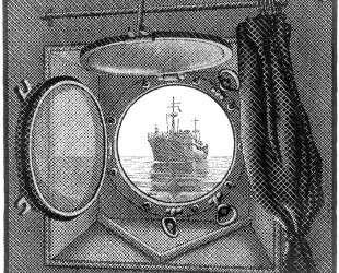 Porthole — Мауриц Корнелис Эшер
