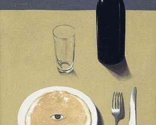 Portrait — Рене Магритт