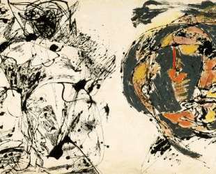 Portrait and a Dream — Джексон Поллок