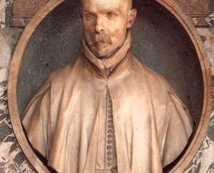 Портретный бюст Педро де Фуа Монтойя — Джан Лоренцо Бернини