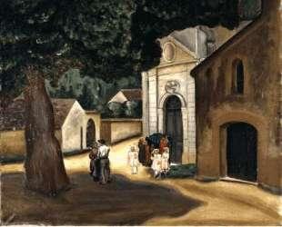 Portrait de Georges Limbour — Жан Дюбюффе