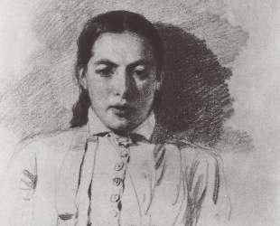 Портрет Н. В.Якунчиковой — Василий Поленов