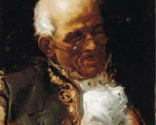 Portrait of a Caballero — Хоакин Соролья