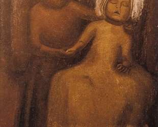 Portrait of a Dead Child — Давид Альфаро Сикейрос